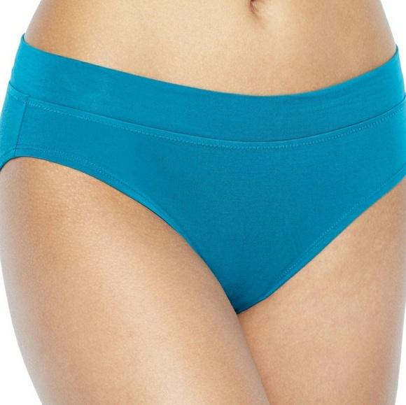 2f30a5bee431 Ambrielle Intimates & Sleepwear | Hicut Medium6 Panties Blue Softest ...